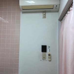 エアコンが自由に使うことができます