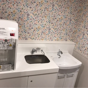 シンクや給湯器も新品です!
