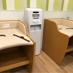 神戸三田プレミアム・アウトレット(1F)の授乳室・オムツ替え台情報 画像2