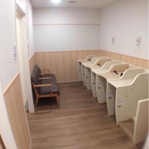 アピタ金沢文庫店(2F)の授乳室・オムツ替え台情報 画像2