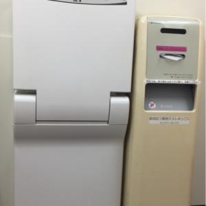 阪急豊中駅(ごあんないカウンター内)の授乳室・オムツ替え台情報 画像8