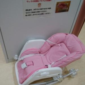所沢市こどもと福祉の未来館(2F)の授乳室・オムツ替え台情報 画像2
