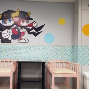 京セラドーム大阪(2F)の授乳室・オムツ替え台情報 画像4