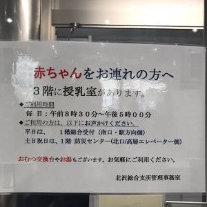 北沢タウンホール(3F)の授乳室・オムツ替え台情報 画像5