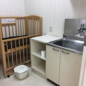 ホームセンタームサシ 名取店(2F)の授乳室・オムツ替え台情報 画像3