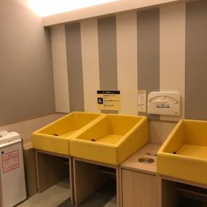 イオンモール徳島(1F スポーツオーソリティ裏)の授乳室・オムツ替え台情報 画像3