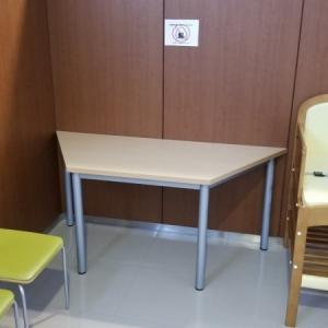 東京女子医科大学病院 総合外来 2階(2F)の授乳室・オムツ替え台情報 画像9