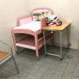 桂川PA (上り)(1F)の授乳室・オムツ替え台情報 画像3