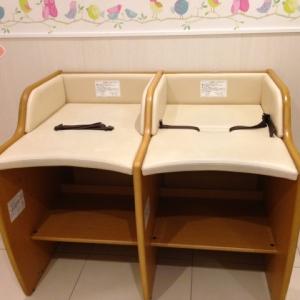 アピタ敦賀店の授乳室・オムツ替え台情報 画像7