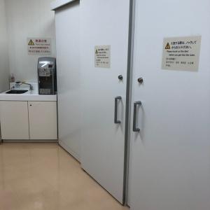 清潔感があり授乳室も広々としています