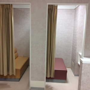 ピュア高山(2F)の授乳室・オムツ替え台情報 画像2