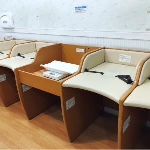 ニッケコルトンプラザ(3F エレベータ奥)の授乳室・オムツ替え台情報 画像6