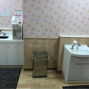 水道、お湯、ゴミ箱