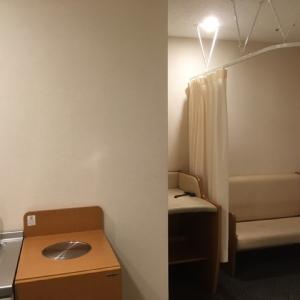 日産グローバル本社ギャラリーの授乳室・オムツ替え台情報 画像1