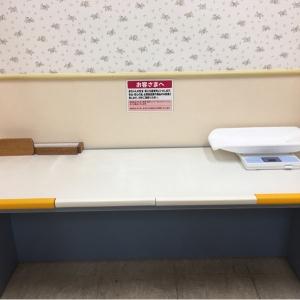 イオン長浜店(2F)の授乳室・オムツ替え台情報 画像5