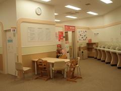 イオン札幌発寒店(3F)の授乳室・オムツ替え台情報 画像2