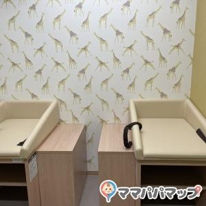 板橋区中央図書館(1F)の授乳室・オムツ替え台情報 画像3