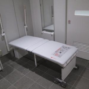 下北沢駅南西口トイレ(1F)のオムツ替え台情報 画像1