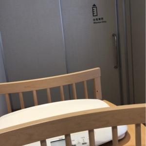 海老名市立中央図書館(4F)の授乳室・オムツ替え台情報 画像3