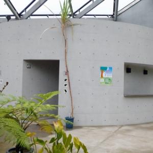 新宿御苑(大温室)の授乳室・オムツ替え台情報 画像1