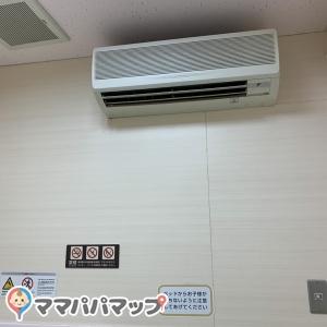 コマーシャルモール博多(1F)の授乳室・オムツ替え台情報 画像4