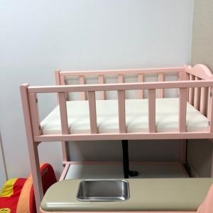 東根市役所 さくらんぼタントクルセンター子育て支援センターの授乳室・オムツ替え台情報 画像1