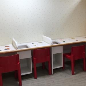 ヤマトヤシキ加古川店(4F)の授乳室・オムツ替え台情報 画像1