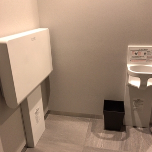 プルマン東京田町(2F)の授乳室・オムツ替え台情報 画像4