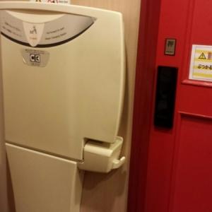 ガスト 浦和沼影店のオムツ替え台情報 画像2