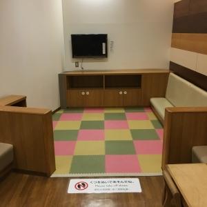 銀座三越(9階)の授乳室・オムツ替え台情報 画像20