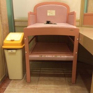 モザイクボックス(2F)の授乳室・オムツ替え台情報 画像4
