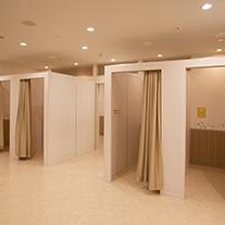 グランツリー武蔵小杉(4F)の授乳室・オムツ替え台情報 画像3