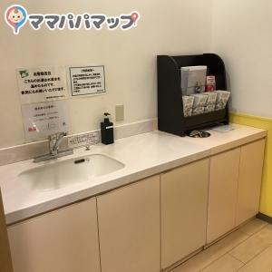 新所沢パルコ(パルコ館3F)の授乳室・オムツ替え台情報 画像6
