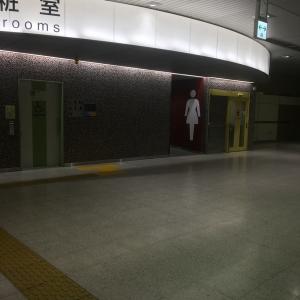 東京駅 京葉線(地下3F)の授乳室・オムツ替え台情報 画像8