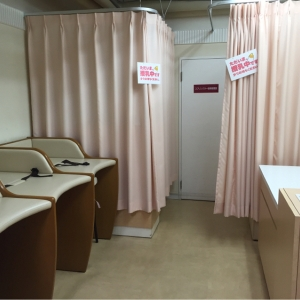 大沼 山形本店(6階 ベビー休憩室)の授乳室・オムツ替え台情報 画像3