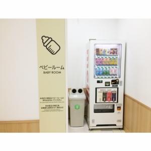 イオン日永店(2F)の授乳室・オムツ替え台情報 画像9