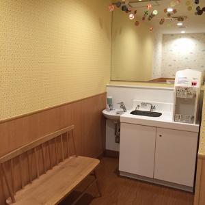 グランデュオ蒲田(東館5階)の授乳室・オムツ替え台情報 画像2