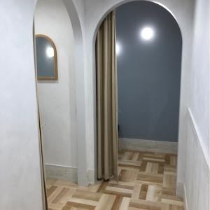 授乳室個室の入り口です(2019.4.28撮影)