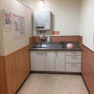 イズミヤ カナート洛北の授乳室・オムツ替え台情報 画像3