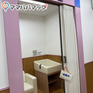 イオンせんげん台店(3F)の授乳室・オムツ替え台情報 画像6