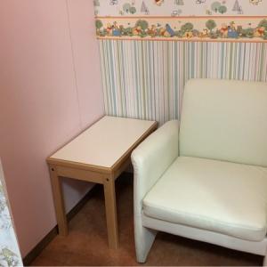 ディアモール赤ちゃんルーム(B1)の授乳室・オムツ替え台情報 画像3