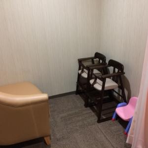 CLiP HIROSHIMA(1F)の授乳室・オムツ替え台情報 画像5