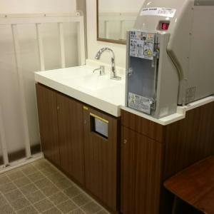 新宿マルイ アネックス(2F)の授乳室・オムツ替え台情報 画像6