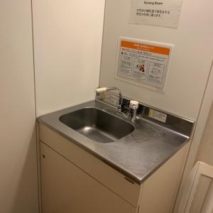多目的トイレ横授乳室