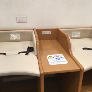 テラスモール湘南(4階)の授乳室・オムツ替え台情報 画像4