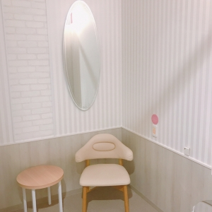 イオンモール座間(3F フードコート丸亀製麺の横)の授乳室・オムツ替え台情報 画像1