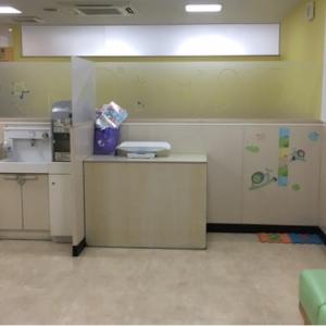 トイザらス・ベビーザらス  名取りんくうタウン(1F)の授乳室・オムツ替え台情報 画像3