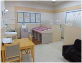 イオン三原店(2階 赤ちゃん休憩室)の授乳室・オムツ替え台情報 画像1