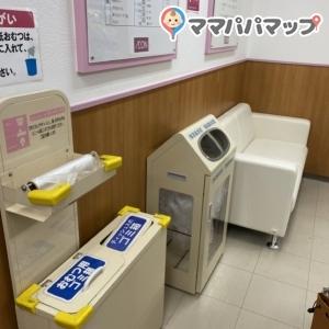 イオンせんげん台店(3F)の授乳室・オムツ替え台情報 画像8