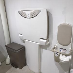 女子トイレ側のだれでもトイレ
